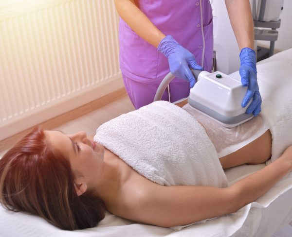 Say goodbye to fat forever with our successful fat freezing treatment